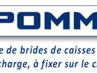 Pommier Brides de fixation